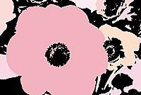 פרח זר ורוד