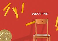 טפט ארוחת צהריים